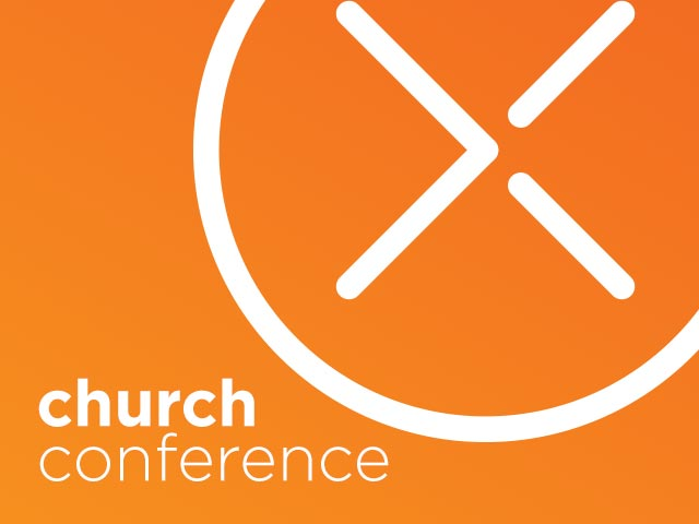 Button to view the XChange Church Conference