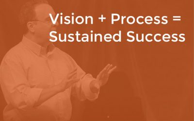 EP004 – Vision + Process = Sustained Success