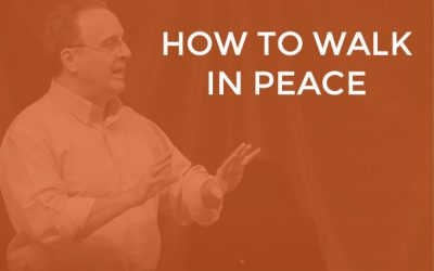 EP 008 – How to Walk in Peace