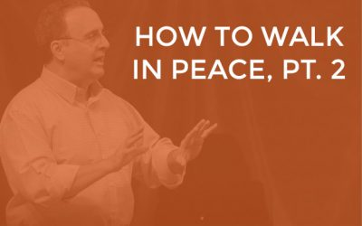 EP 009 – How to Walk in Peace, Part 2