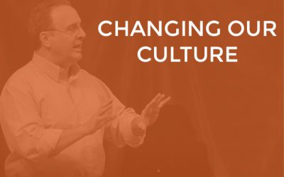 EP 018 – Changing Our Culture