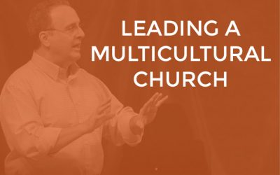 EP 019 – Leading a Multicultural Church