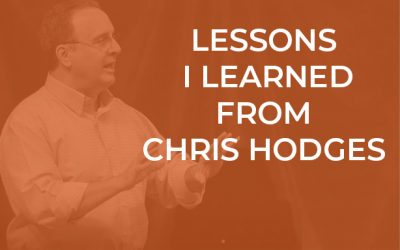 EP 041 – Lessons I Learned from Chris Hodges