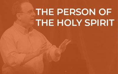 EP 045 – The Person of the Holy Spirit